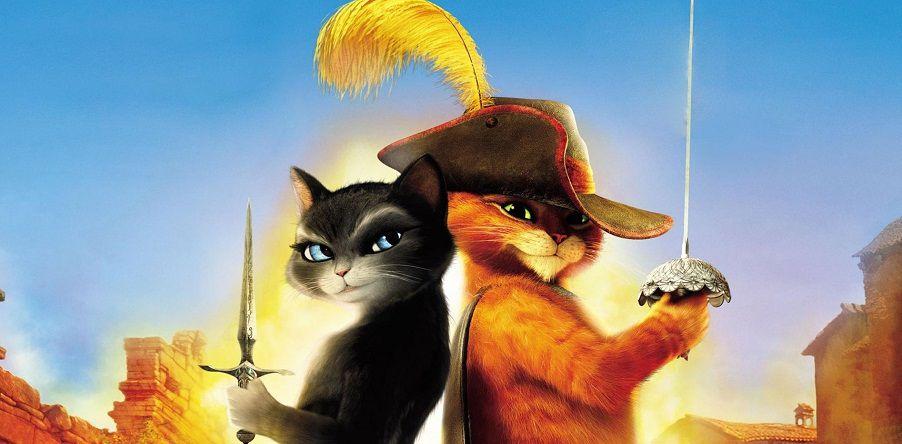 Кот в сапогах и сорок разбойников