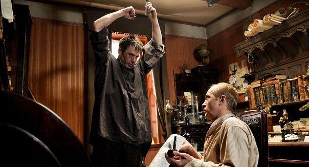 «Когда Выйдет Новый Сезон Шерлока Холмса» / 2007