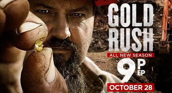 Discovery Gold Rush 7 seazon