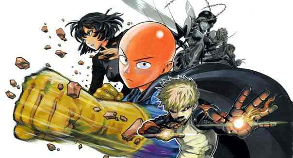 One Punch Man 2 season (2)