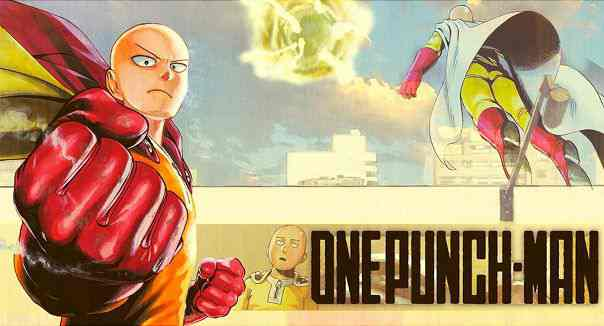 One Punch Man 2 season (3)
