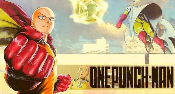 One Punch Man 2 season (3)