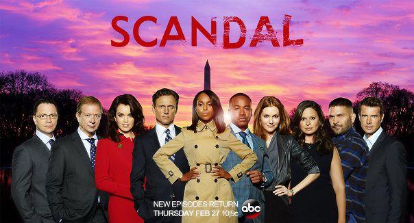 Scandal 6 season