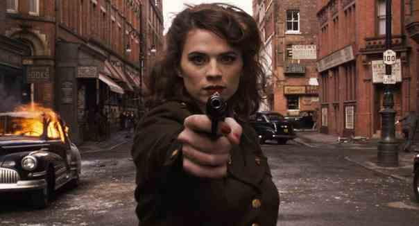 Agent Carter 2 season (2)