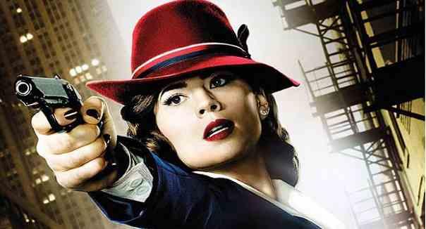 Agent Carter 2 season (3)