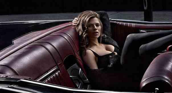 Agent Carter 2 season (4)