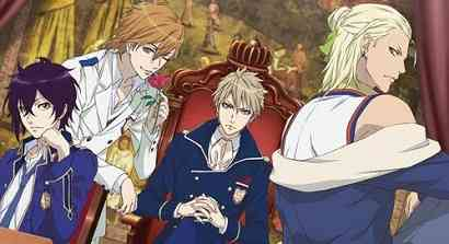 Dance with Devils 2 season (2)