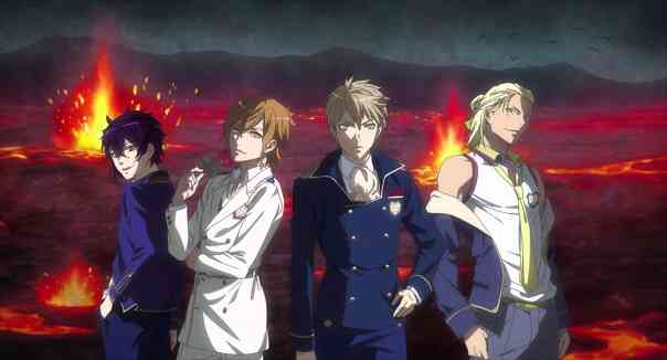 Dance with Devils 2 season (3)