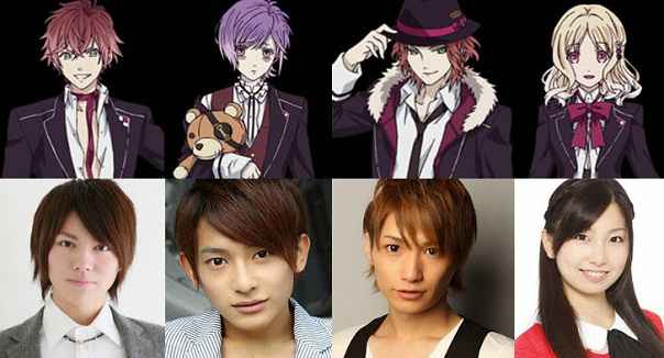Diabolik Lovers 3 season (3)