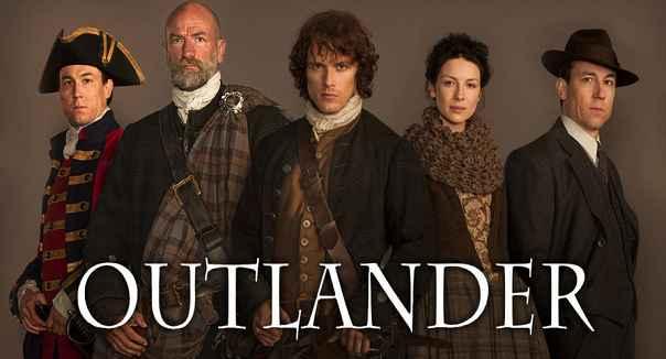Outlander 2 season (2)