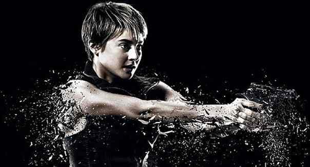 The Divergent Series Allegiant (2)