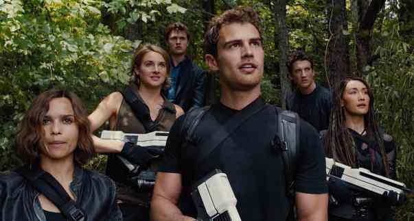 The Divergent Series Allegiant 3