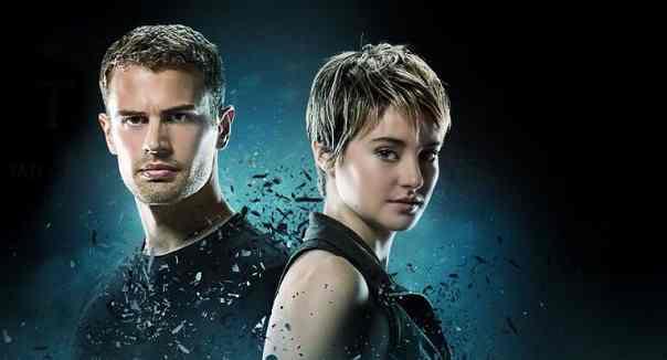 The Divergent Series Allegiant (3)