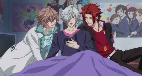Brothers Conflict 2 season (2)