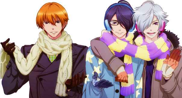 Brothers Conflict 2 season (3)