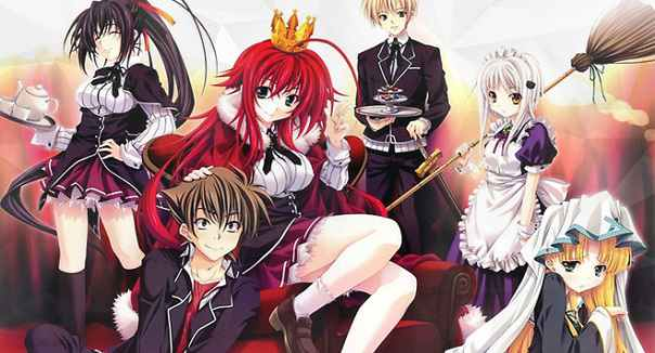 High-School-DxD-BorN