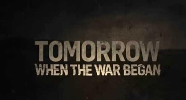 Tomorrow, When the War Began (3)