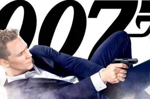 tom hiddleston 007