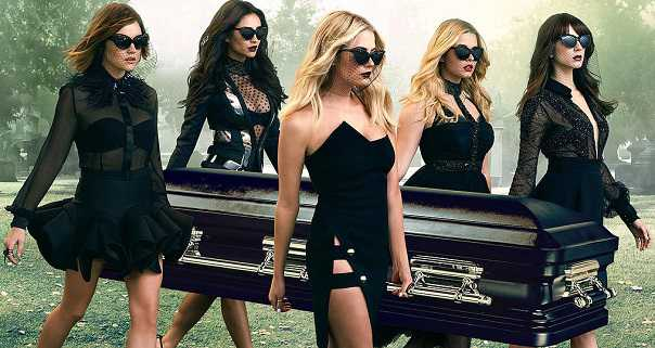 Pretty Little Liars 8 season
