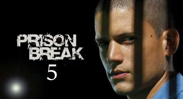 Prison Break 5 season