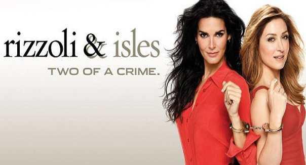 Rizzoli & Isles 8 season (3)