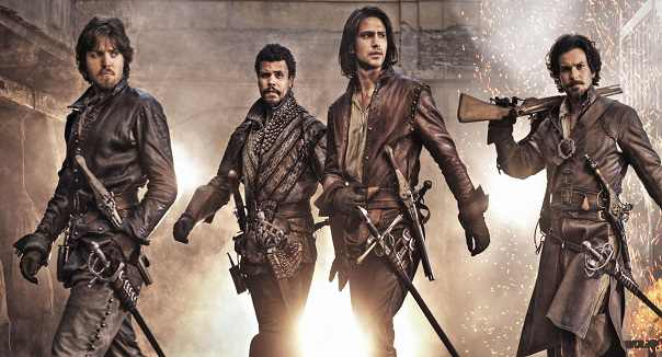 The Musketeers (2)