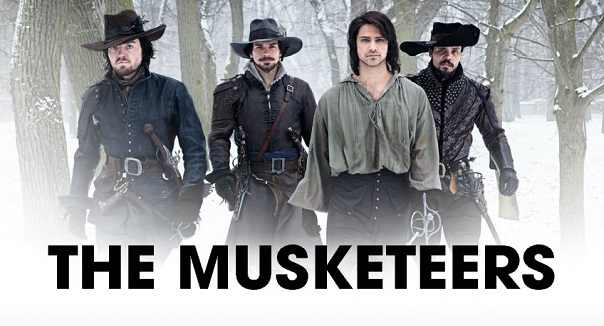 The Musketeers (3)
