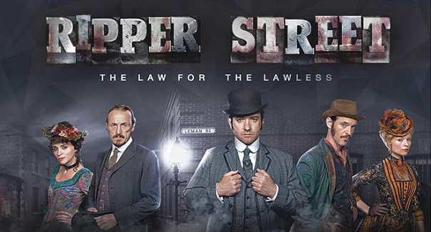 Ripper Street (2)