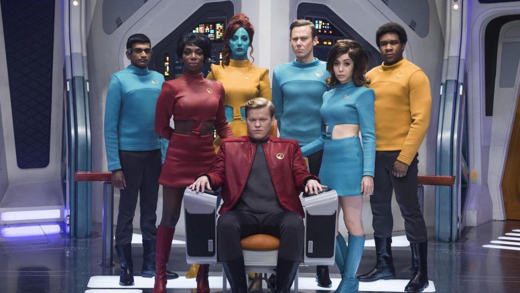 Сериал антиутопия 2018