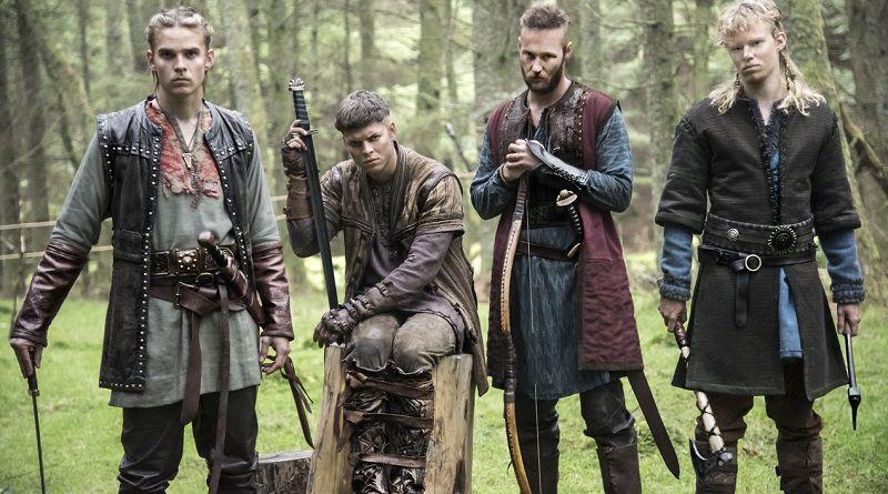 Викинги (5 сезон) скачать через торрент бесплатно.
