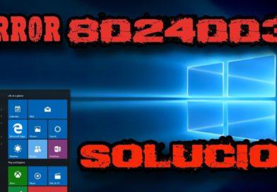 Что делать, если при обновлении Windows 10 появляется ошибка 0x80240031
