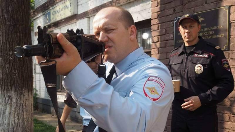 policejskij s rublevki 2 sezon 4 seria