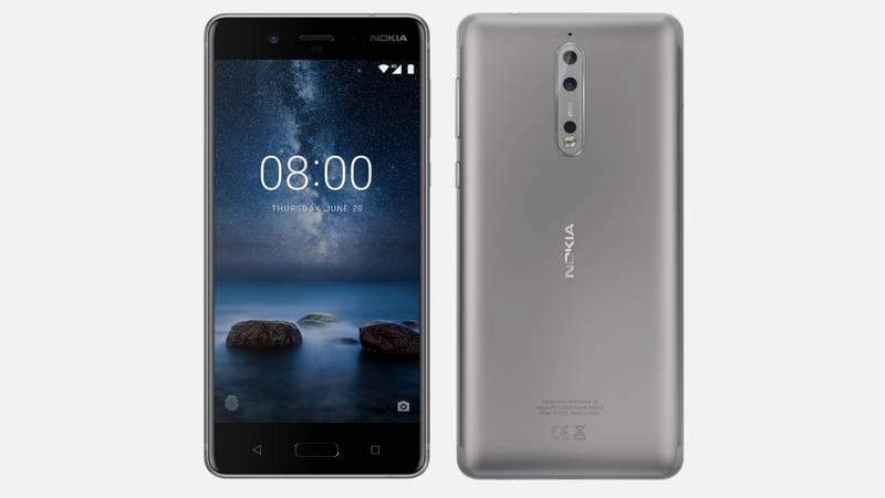 Фото. Концепт Nokia 8
