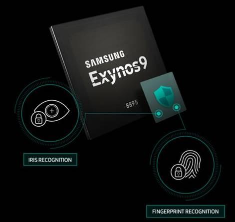 Exynos 9 - новый уровень защиты от Samsung