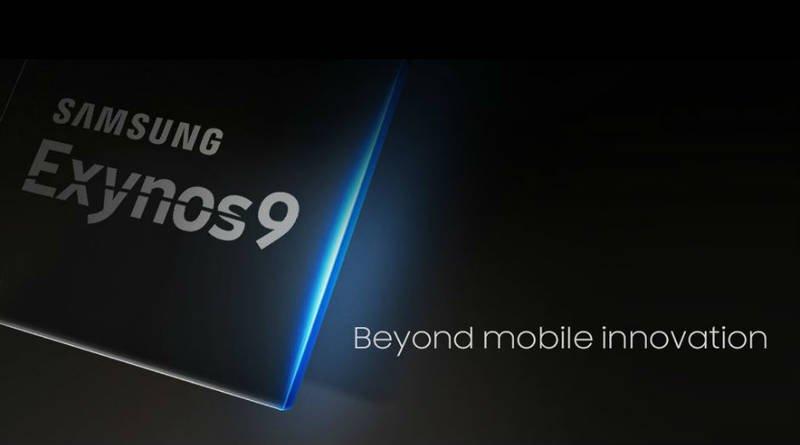 Новый чип Samsung Exynos 9