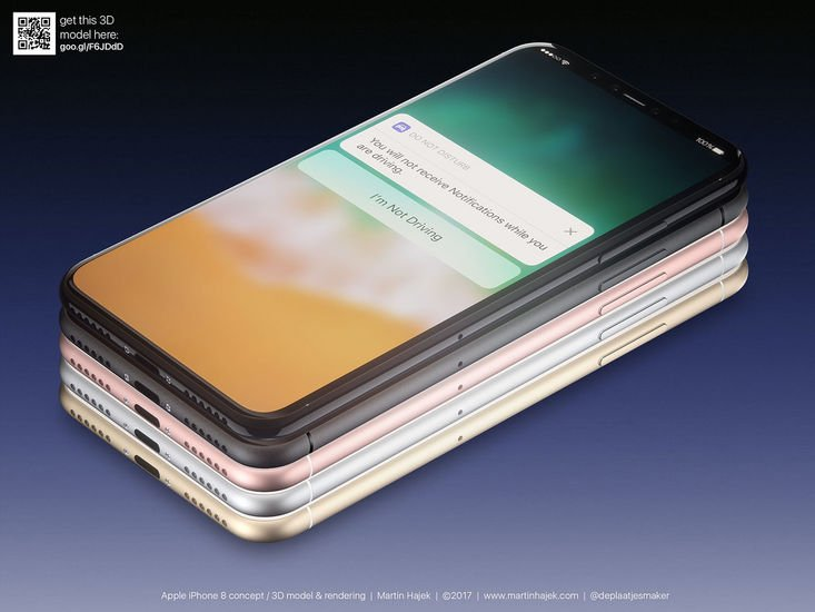 iPhone 8 - concept