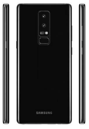 Камера с двумя объективами в Galaxy s9