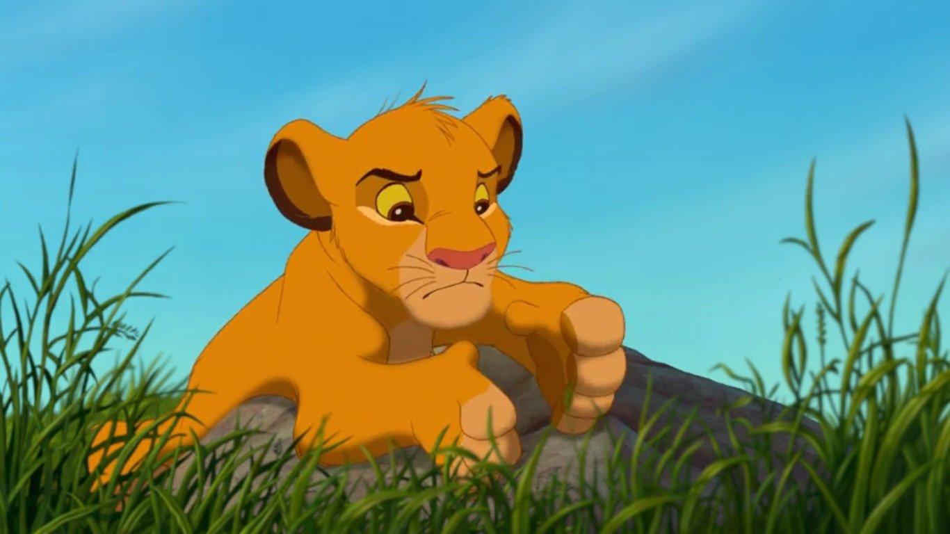 общем, обои на телефон король лев львята заповедник первый