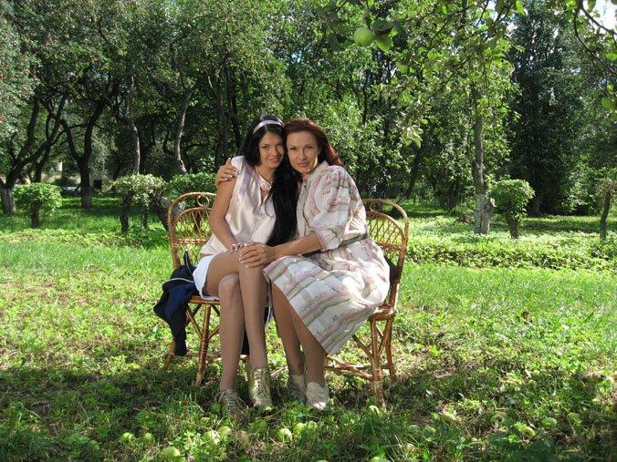 Наталья Бардо, Эвелина Блёданс