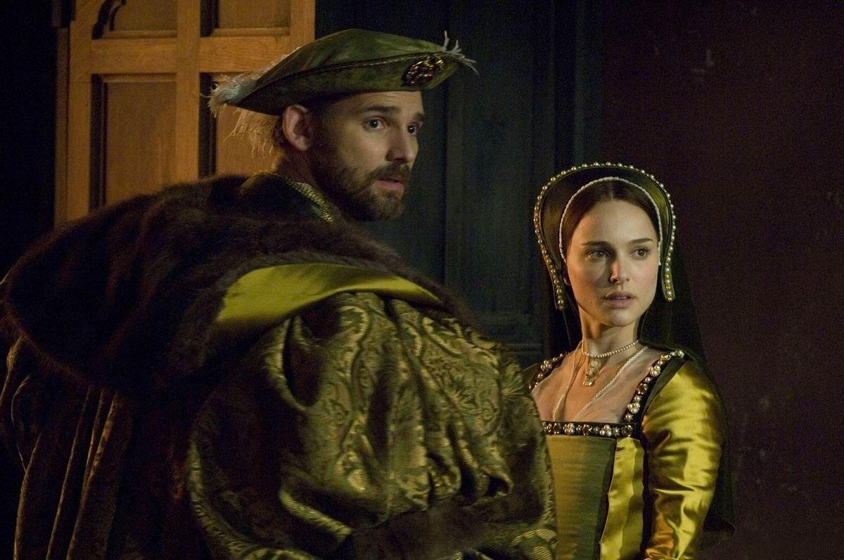 Ещё одна из рода Болейн или The Other Boleyn Girl : впечатления