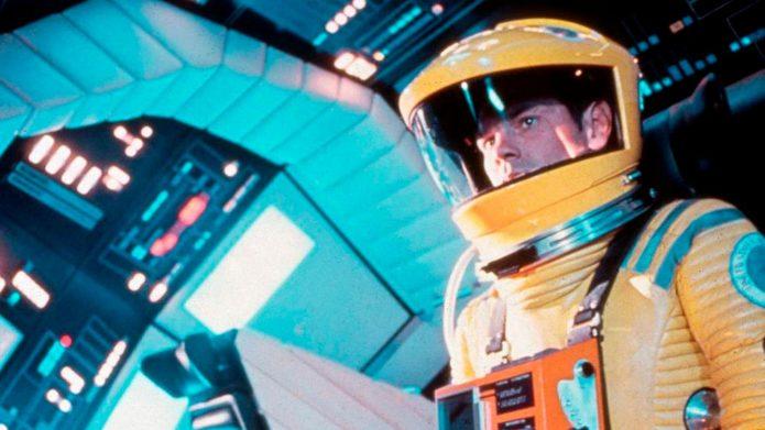 Из фильма «Космическая одиссея 2001 года»
