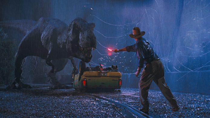 Из фильма «Парк юрского периода», 1993