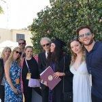 Скотт Иствуд в семейном кругу