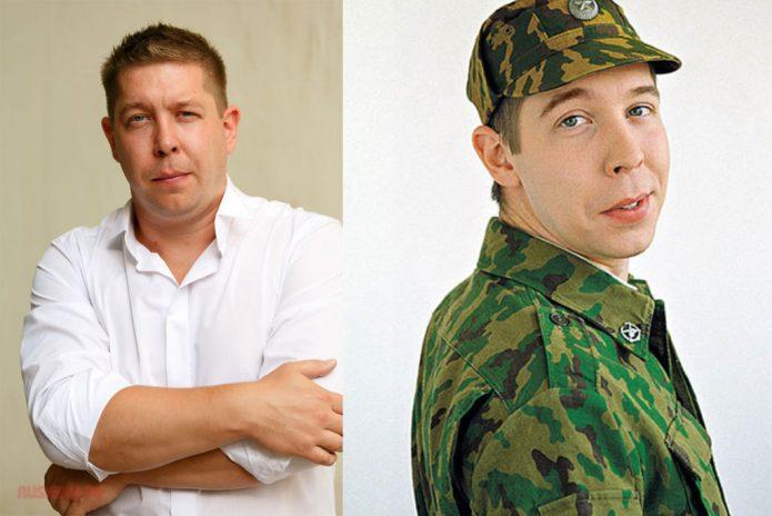 актеры сериала солдаты тогда и сейчас