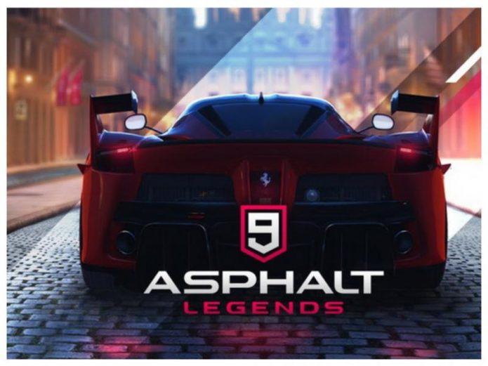 Asphalt 9: Легенды доступна для Android и iOS в России