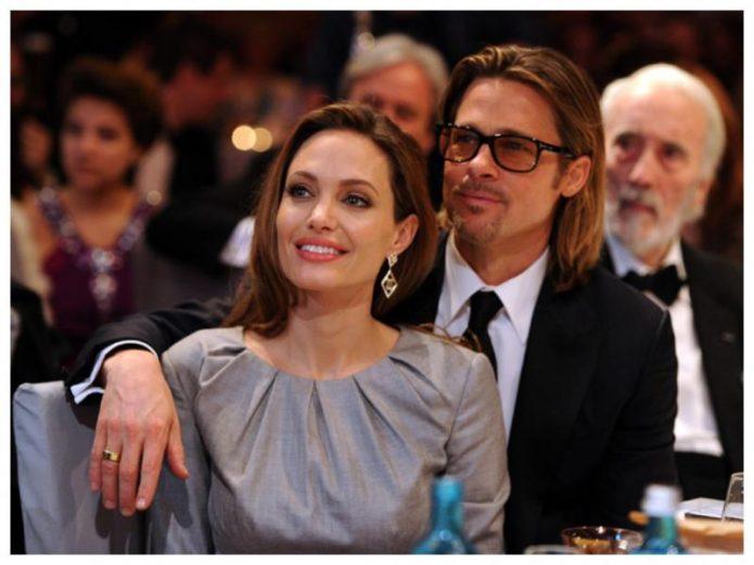 Брэд Питт забрал детей у Анджелины Джоли