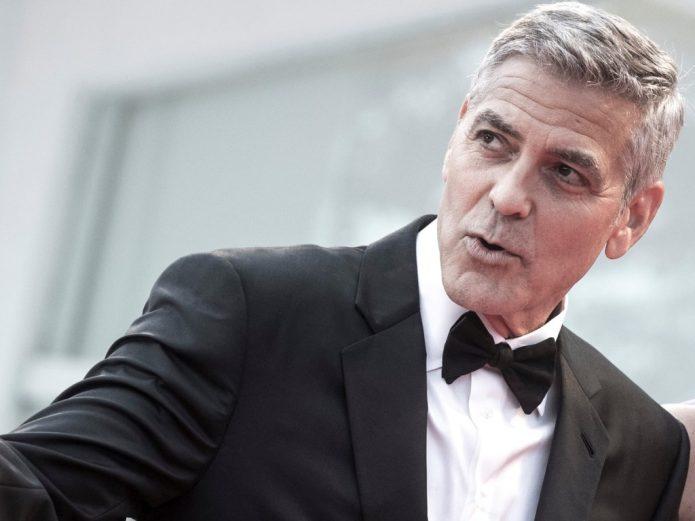 Джордж Клуни стал самым высокооплачиваемым актером мира