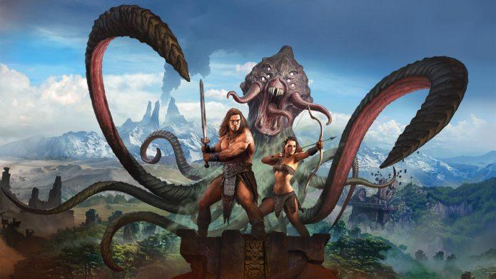 Игра Conan Exiles