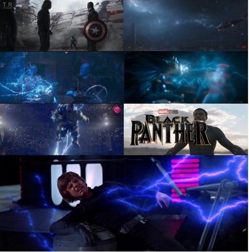 Пасхалка на «Звездные войны» замечена в фильмах Marvel
