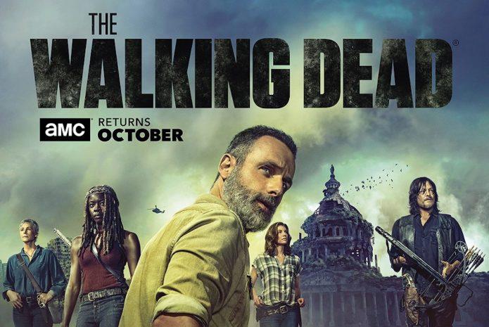 Первый постер 9-го сезона «Ходячих мертвецов»